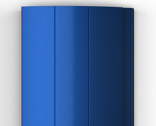 Пенозаполненный профиль синий (RAL 5005)