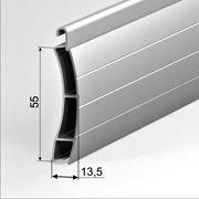 AER55/S Профиль алюминиевый экструдированный