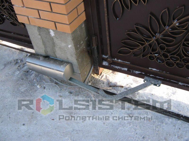 Как открыть гаражный замок без ключа.  Накладной замок барьер.  Гаражные ворота какой выбрать замок.