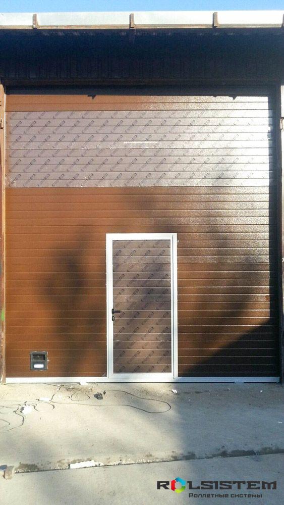 стальные двери гаражные ворота егорьевск